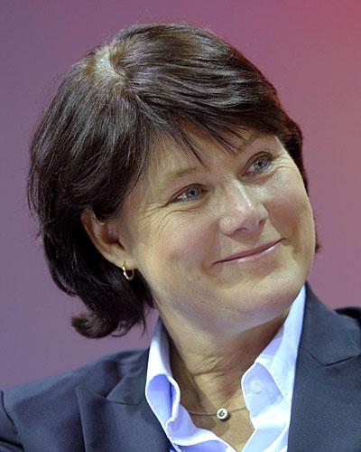 Anke Schäferkordt, 50