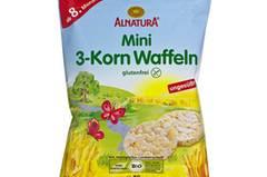 Mini 3-Korn Waffeln Mini