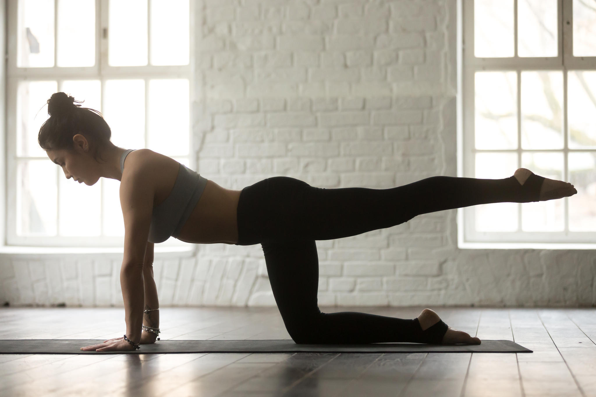 15-Minuten-Workout: Vierfüßler mit Twist