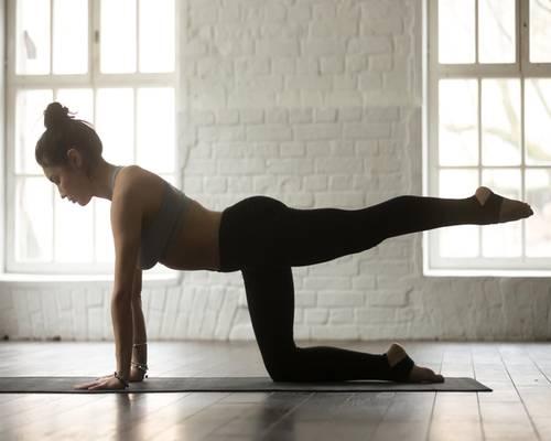 15-Minuten-Workout: Vierfüßler mit Twist