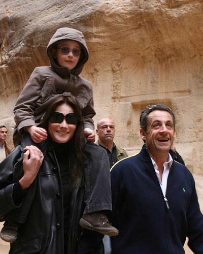 Bruni Sarkozy Sohn