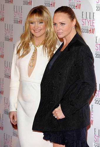 Stars und ihre Designer-Freunde: Kate Hudson und Stella McCartney