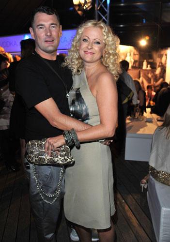 Michael Michalsky und Jenny Elvers-Elbertzhagen