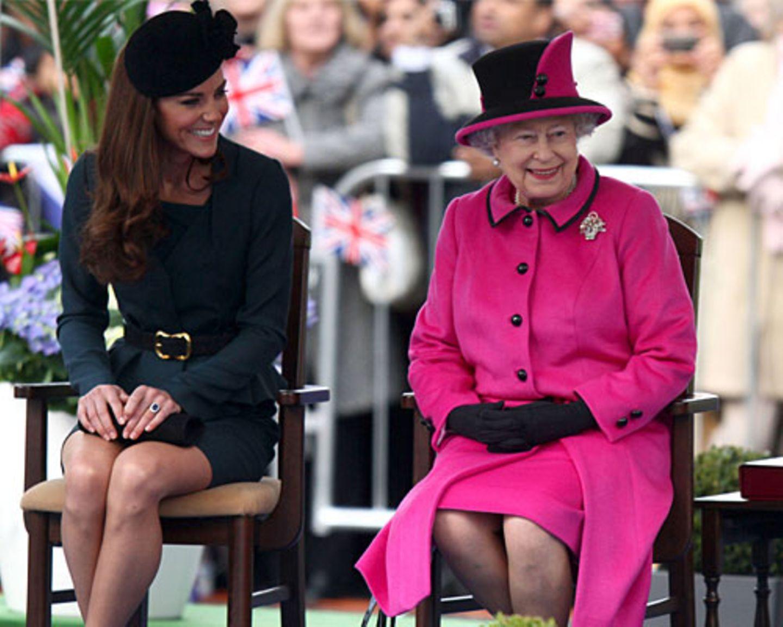 Kate und Queen