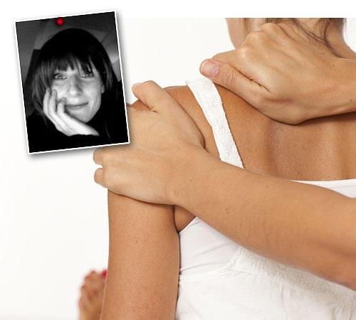 Ewa Scherwinsky: Massagen, die weh tun