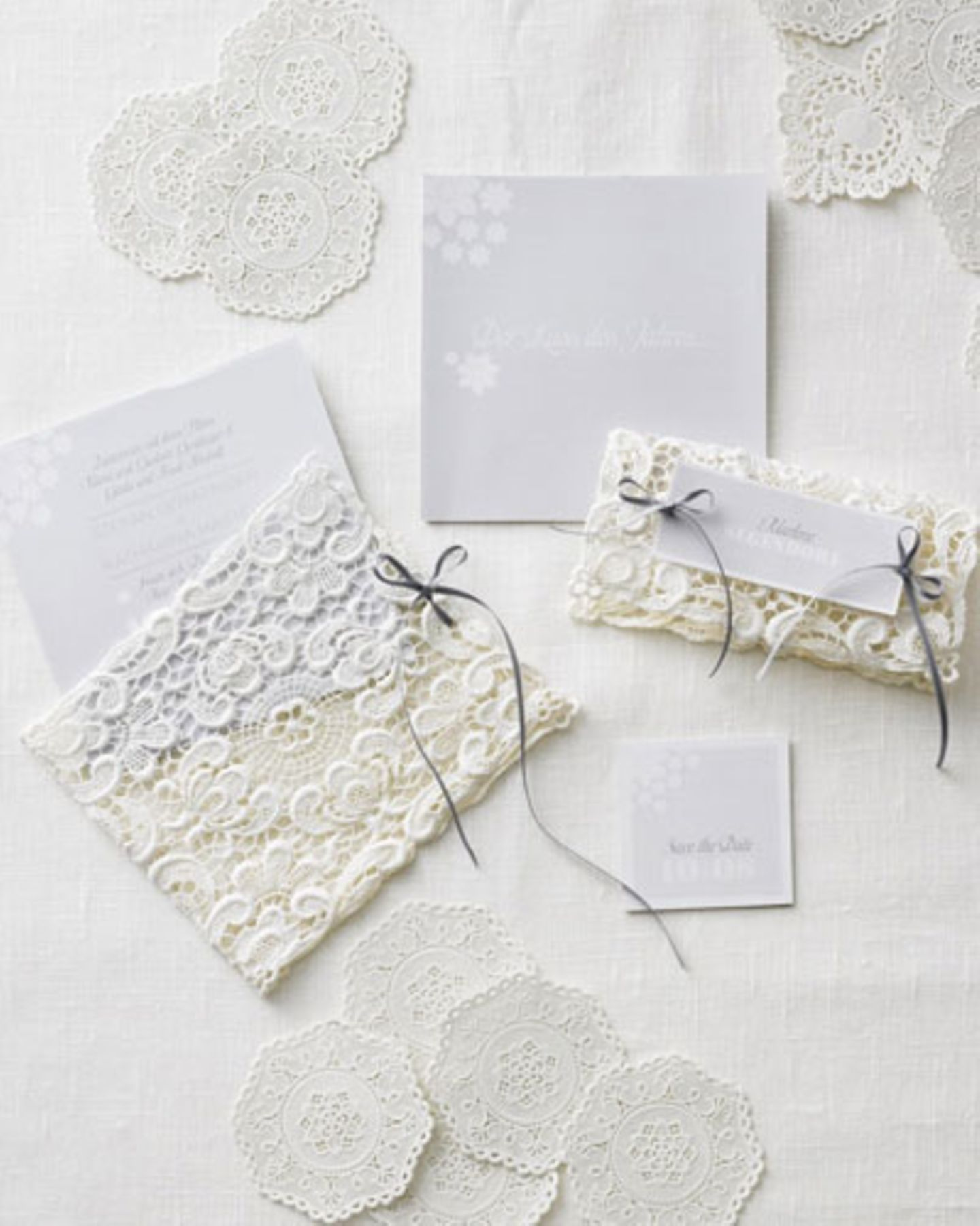 Hochzeitseinladungen selbermachen