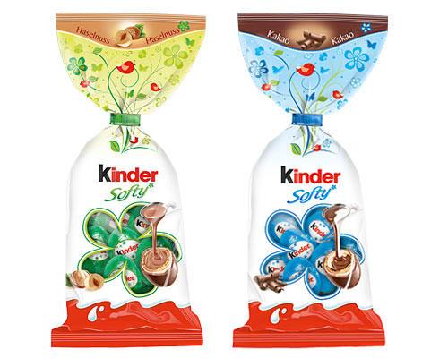 Kinder softy: 100 Gramm für 1,99 Euro