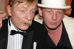 Otto Sander und Ben Becker