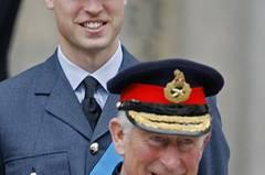 Prinz Charles und William