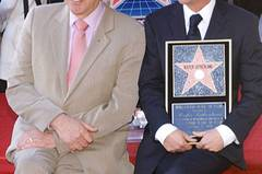 Donald und Kiefer Sutherland
