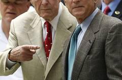 George Bush und George W. Bush