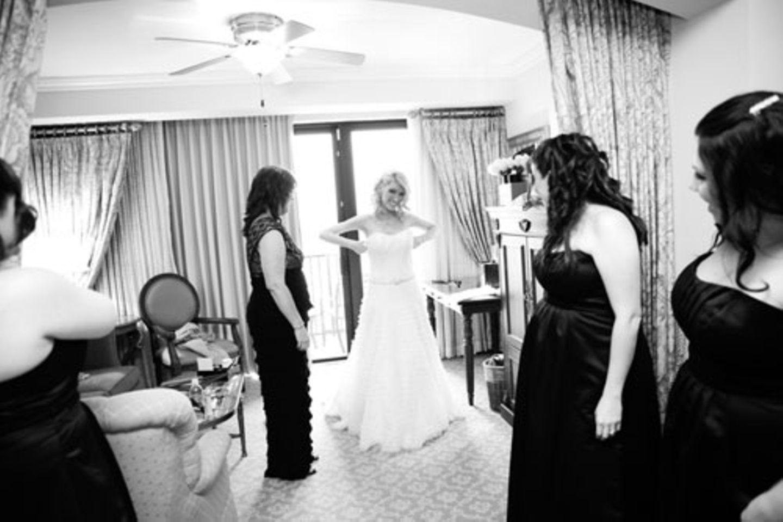 Romantische Hochzeit: Sara Houck & Paul Fojo