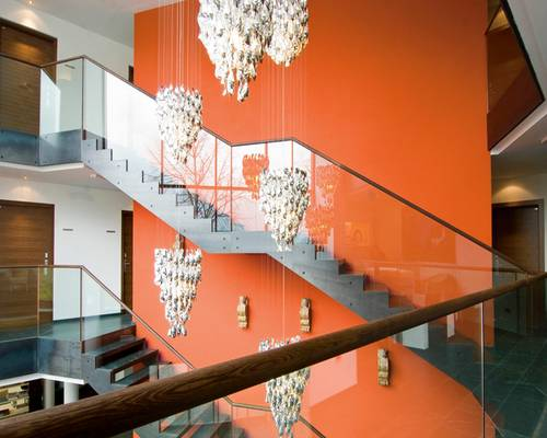 Ferienhaus mit coolem Design