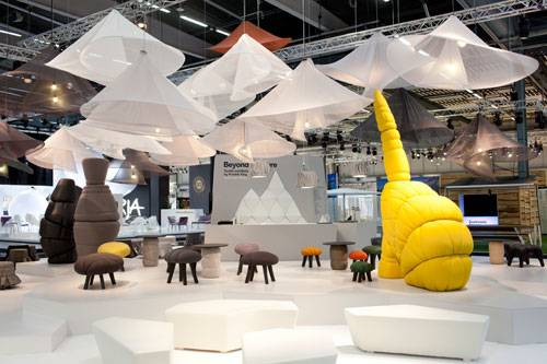 Stockholm Furniture and Light Fair Beyond Couture