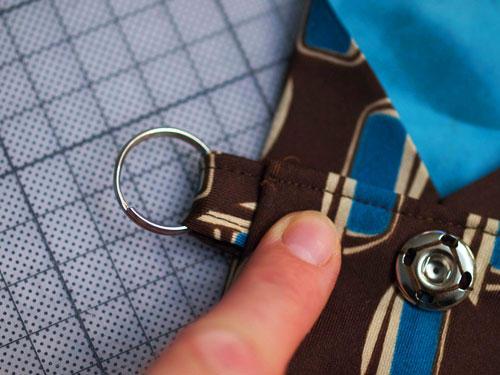 Smartphone Tasche Anhänger