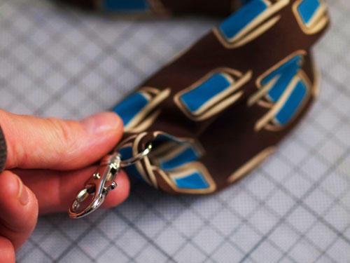 Schlaufe Schlüsselanhänger