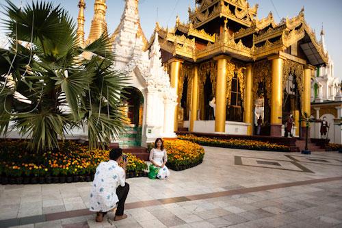 Tempel-Pilger