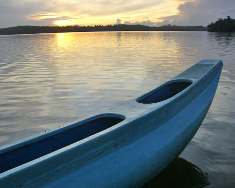Ausflug zum Koggala See