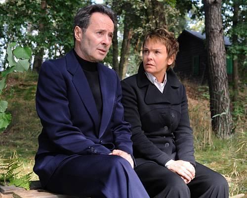 Katrin Sass und Uwe Kockisch