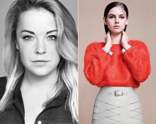 Jungdesigner auf der Fashion Week Berlin: MARINA HOERMANSEDER