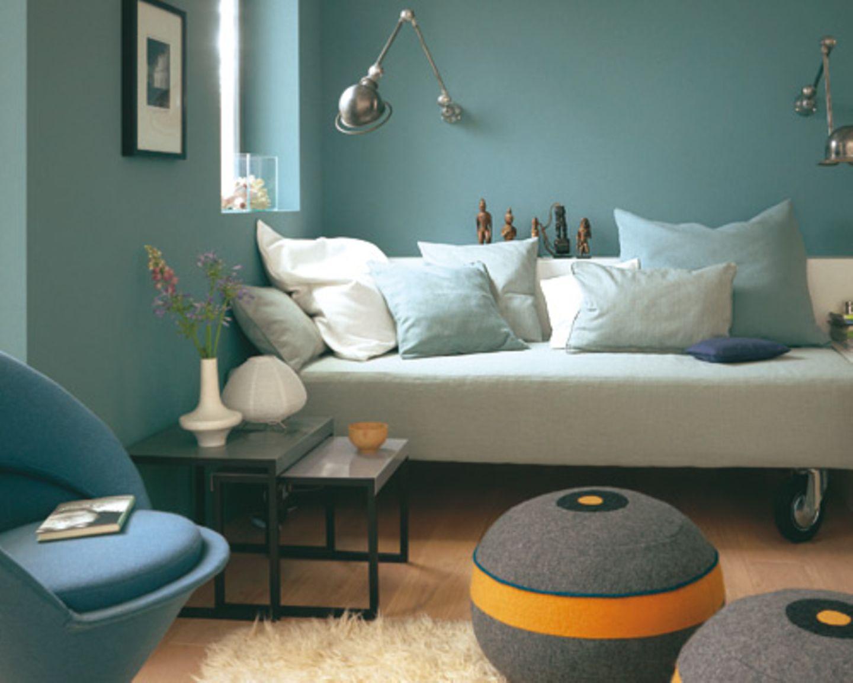 Das Wohn-Gästezimmer, 9 m2