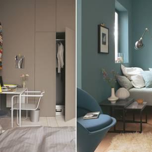 Einrichten: Mehr Platz: Große Ideen Für Eine Kleine Wohnung ... Sinnvoll Kleines Schlafzimmer Einrichten
