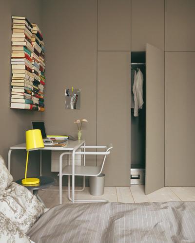 Einrichten: Mehr Platz: Große Ideen für eine kleine Wohnung ...