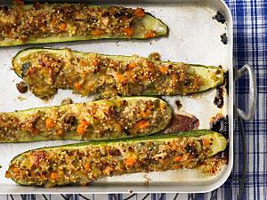 Zucchini: Rezepte für die reiche Ernte