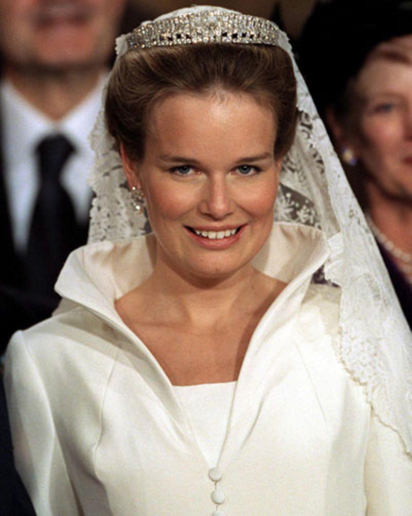 Make-up: Prinzessinen-Look: So heiraten die europäischen Royals