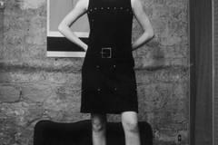 1966: Catherine Deneuve im kleinen Schwarzen