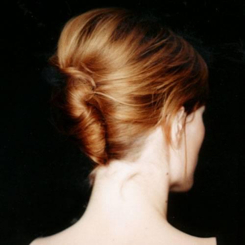 Frisuren Ideen 5 Hochsteckfrisuren Zum Selbermachen Brigitte De