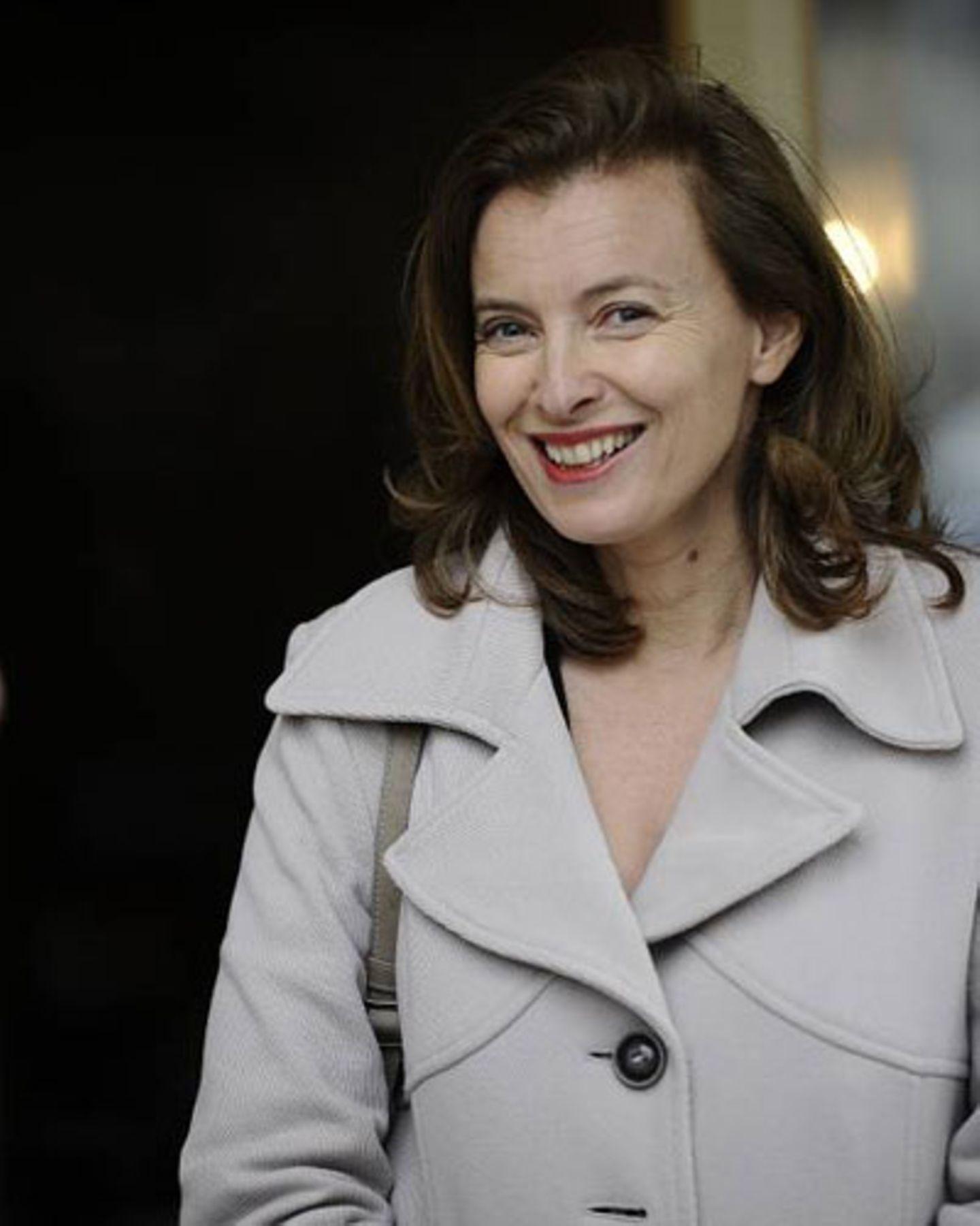 Frankreichs First Lady: Valerie Trierweiler