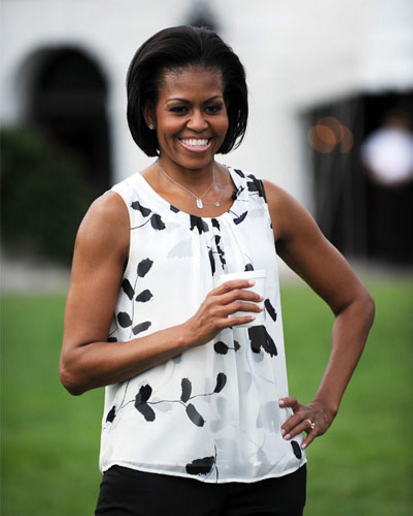 Amerikas First Lady: Michelle Obama