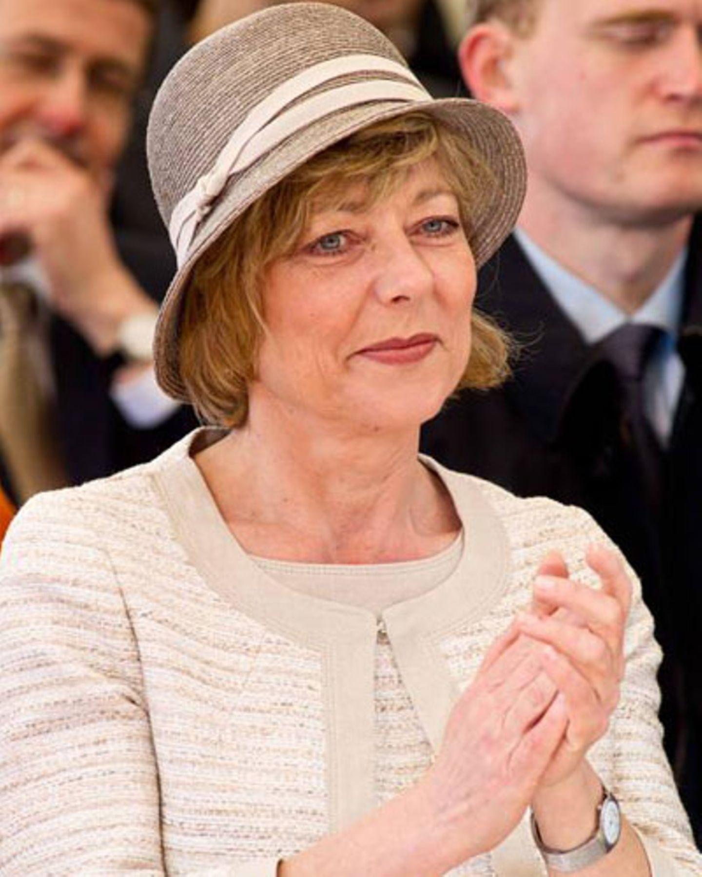Deutschlands First Lady: Daniela Schadt