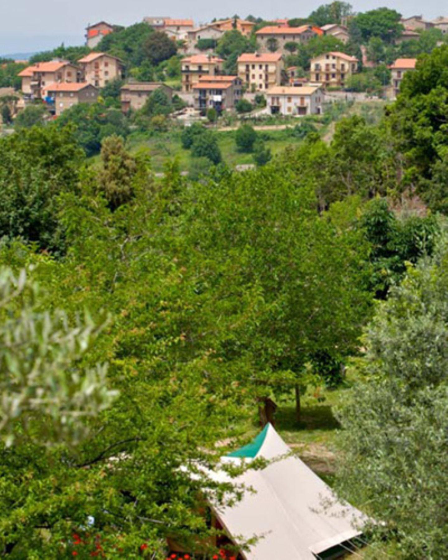 Italien: Mitten in Umbrien