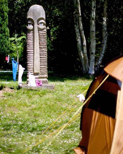Spanien: Skulpturengarten in Galicien