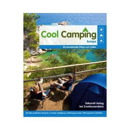 Camping: Alle Tipps und Fotos aus Cool Camping Europa: 80 sensationelle Plätze zum Zelten, Tolkemitt, 19,90 Euro. Mehr bei BRIGITTE.de: Camping-Küche: Zelten und genießen Familienglück: Wellness plus Camping
