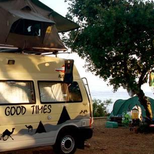 Campingplätze in Europa: Kroatien