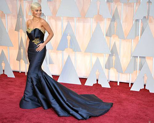 Top: Rita Ora