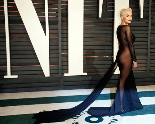 Flop: Rita Ora