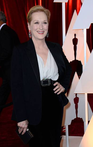Top: Meryl Streep