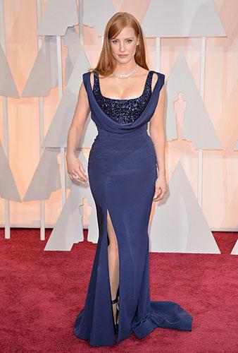 Flop: Jessica Chastain
