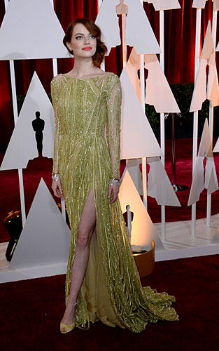 Top: Emma Stone