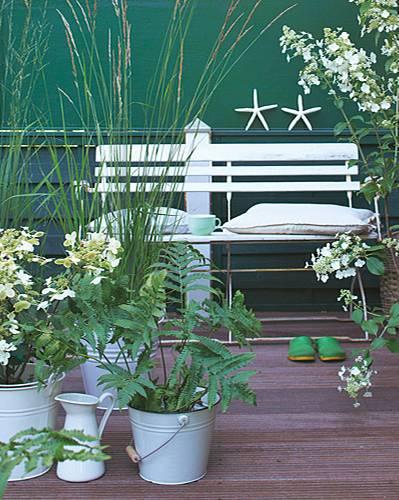 Hallo Fruhling Balkon Ideen Fur Jede Himmelsrichtung Brigitte De