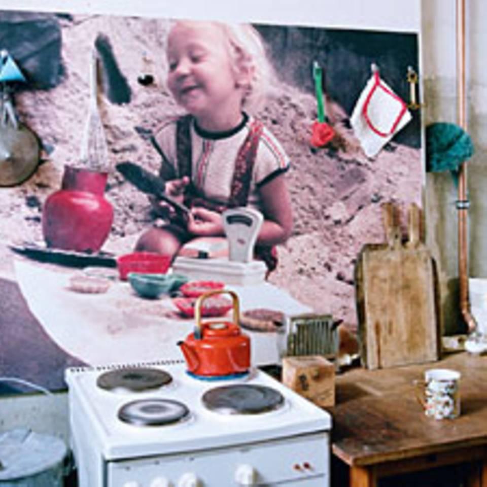 Foto-Ideen: Erinnerungsstücke für zu Hause