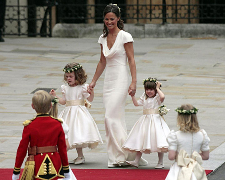 Königliche Hochzeit von William & Catherine: Philippa (Pippa) Middleton