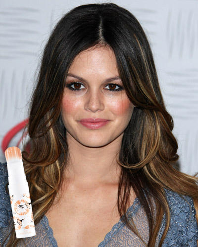 Make-up Orange: Rachel Bilson