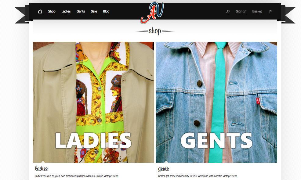 Die besten Vintage-Onlineshops: Absolute Vintage