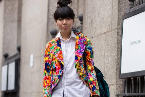 Fashion Week: Die schönsten Streetstyles