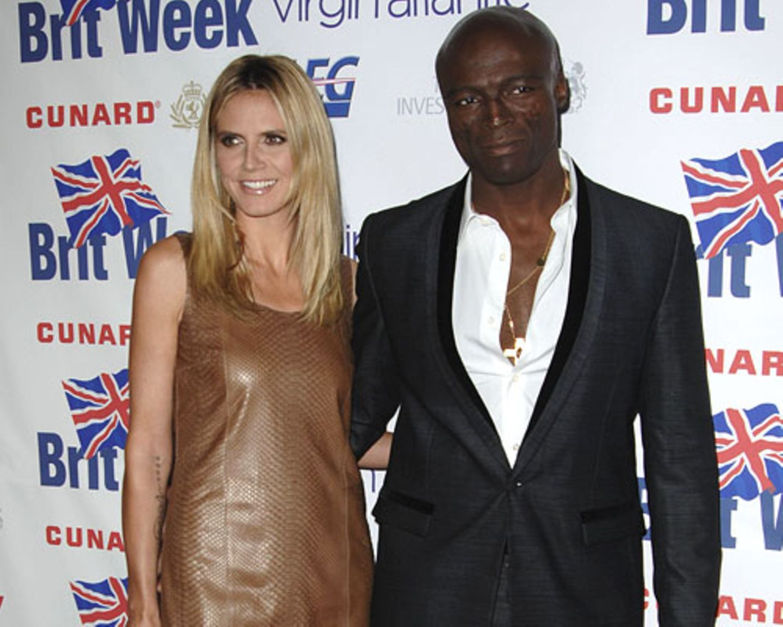 Heidi Klum: Ex-Mann Seal zeigt Gesicht von Tochter Lou im Internet